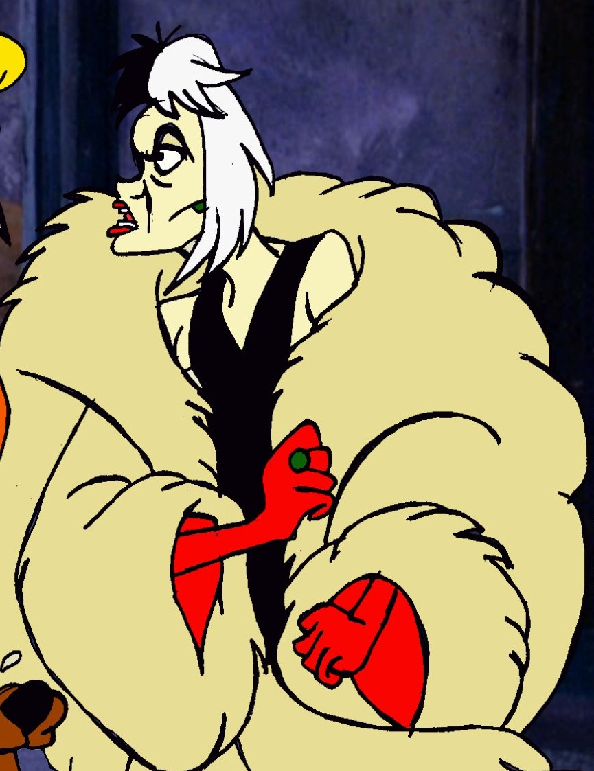 Scooby_vs_Cruella_de_Ville_by_Jaguaro
