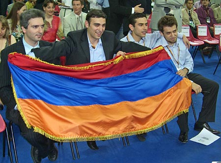 Armenia(men)