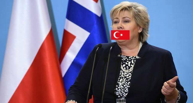 Erna Solberg vil ikke erkjenne, ei heller fordømme folkemordet på armenerne