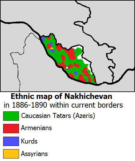 Nakhichevan_ethnic_map